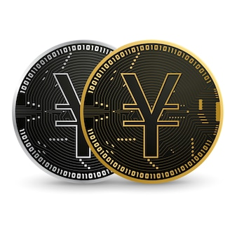 デジタル円ブラックゴールドコイン