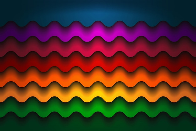 Набор абстрактный фон