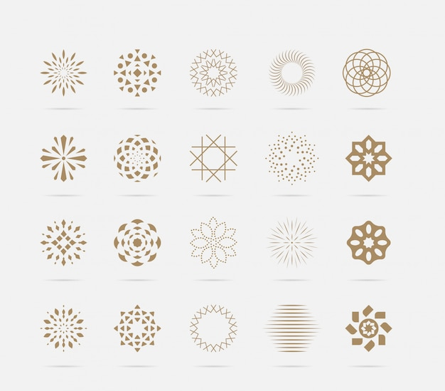高級抽象的なベクトルシンボルのセット