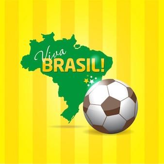 ブラジルの背景