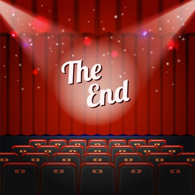 Концепция конца шоу