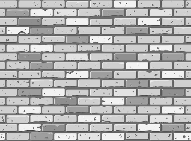 シームレスなれんが造りの壁テクスチャ