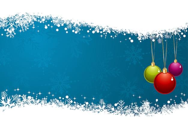 つまらないもののクリスマスフレーム