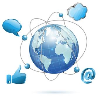 ソーシャルメディアの概念