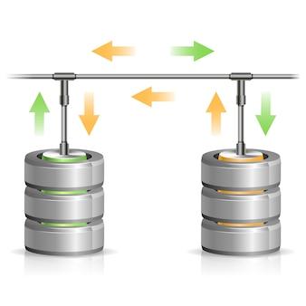 Концепция резервного копирования базы данных
