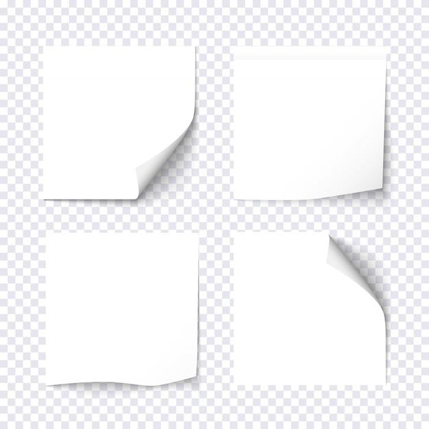 Белый клейкий на прозрачном наборе