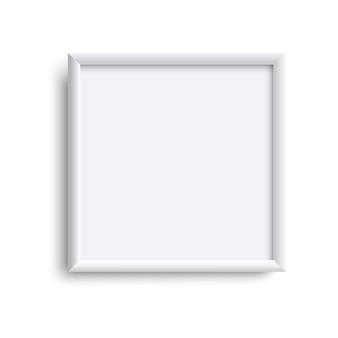 Квадратная пустая рамка
