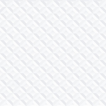 白の幾何学的な背景
