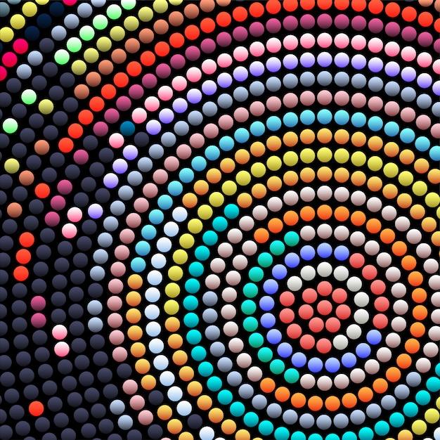 Абстрактная мозаика