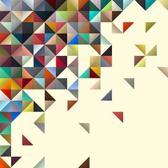 Абстрактный геометрический дизайн фона