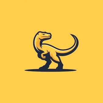 恐竜の概念図