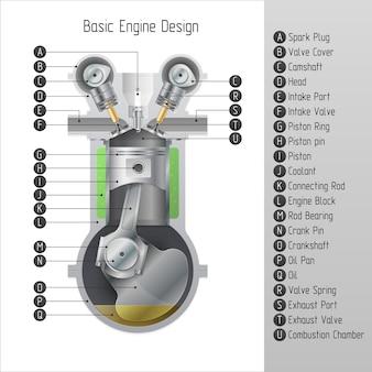 Базовый двигатель