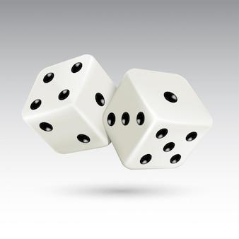 Две кубики