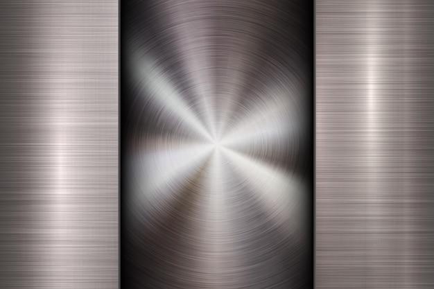 金属のテクスチャ技術の背景