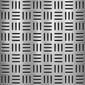 穴あき金属テクスチャテクノロジー