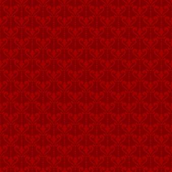 ヴィンテージのシームレスなパターン。
