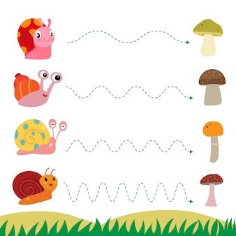 Пищевой лист векторный дизайн