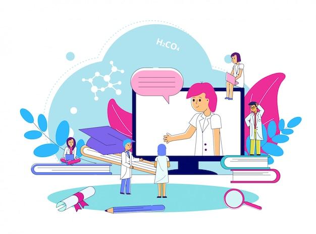 医療セミナー会議、線図。ネットワークによる病院労働者会議相談。医師グループが聞く
