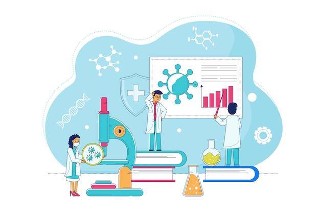 Коронавирусная инфекция исследована учеными и медиками в лабораторных условиях.