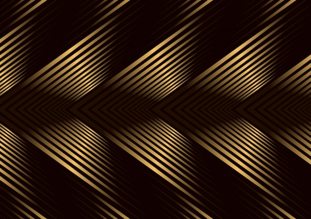 カバーポスターの豪華な幾何学的なカバーの背景