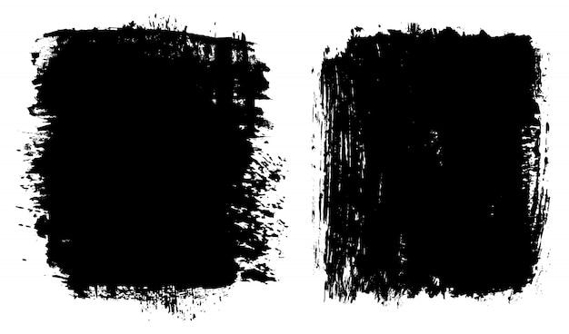 黒グランジ