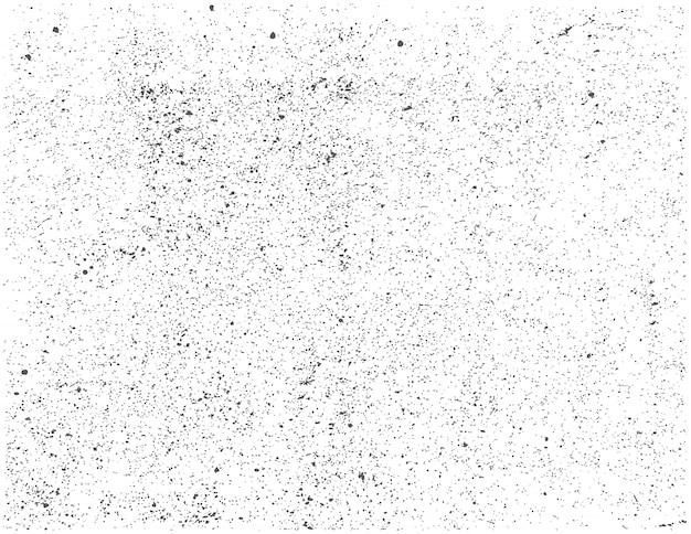 粒子の粗いオーバーレイテクスチャ