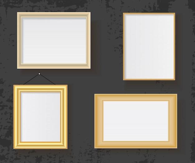 Ретро рамки для фотографий