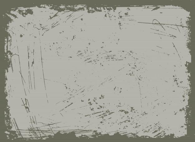 抽象的なグランジフレームの背景