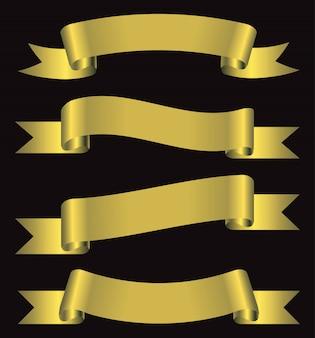 ゴールドリボンセット
