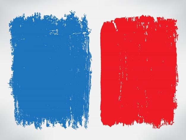 Цветные гранж-фоны