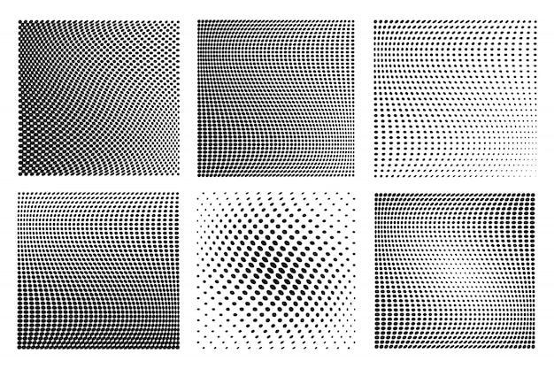 Набор полутоновых фонов