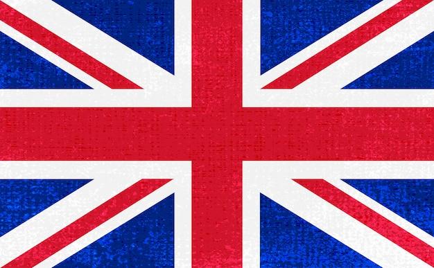 英国グランジフラグ