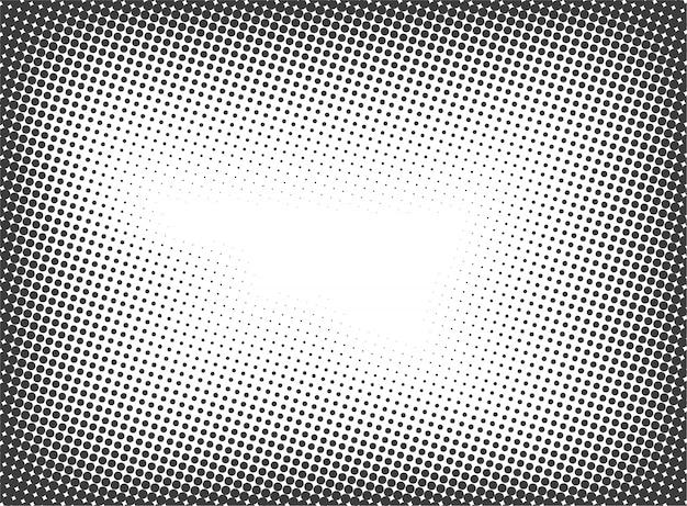 Фон полутоновых точек