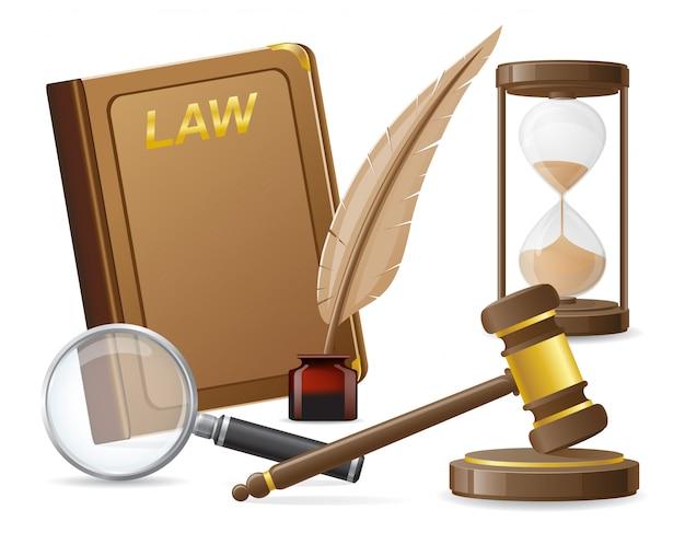 法のアイコン。