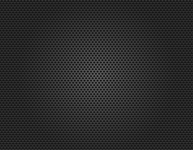 音響スピーカーグリルのテクスチャ背景