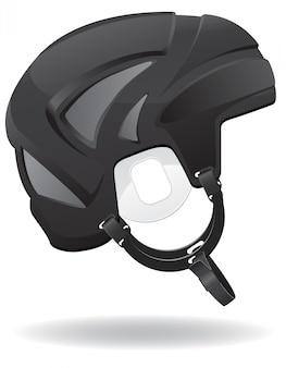 ホッケー用ヘルメット