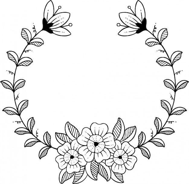 Ручной обращается цветок