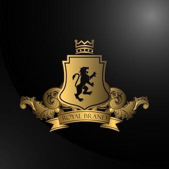 Королевский дизайн фона