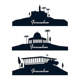 エルサレムのスカイライン