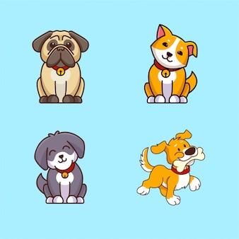子犬の図の概要