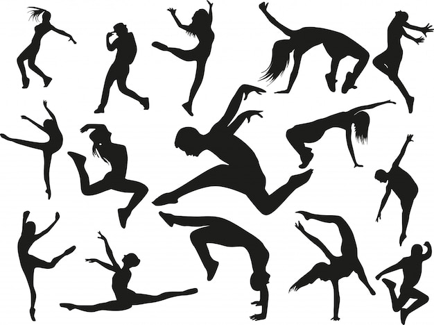 Танцующие и тусовщики