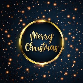 メリークリスマスの背景、新年あけましておめでとうございます