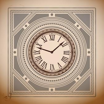 ヴィンテージ時計の背景