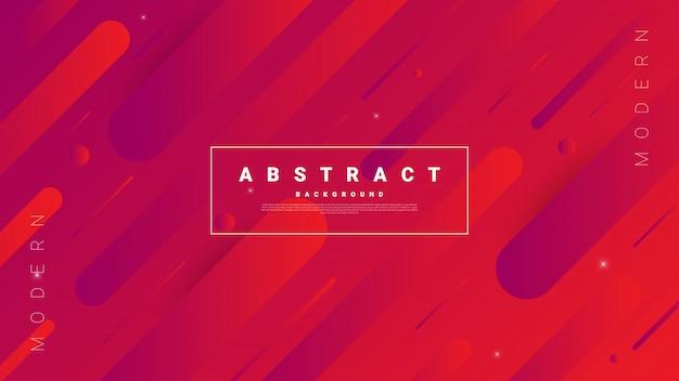 抽象的な現代グラフィックの背景。動的な色の形と波