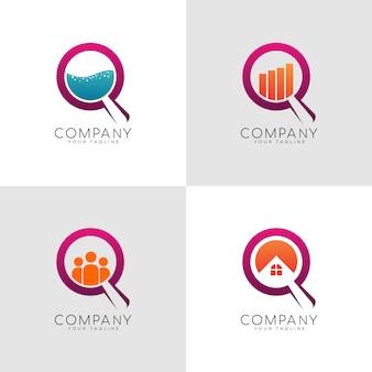 Логотип лаборатории поиска
