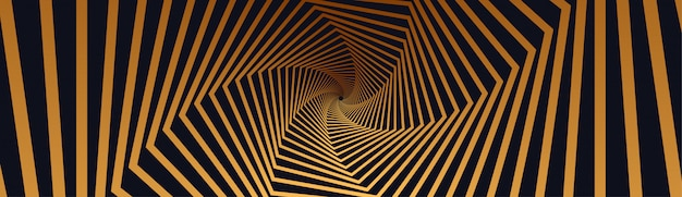 Яркий эффект иллюзии фон с полосами