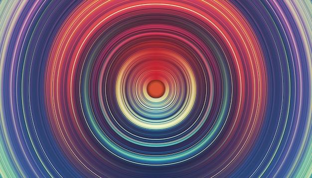 白熱線の抽象的な背景