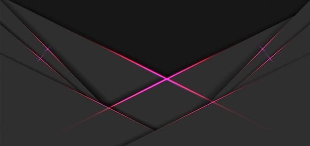 オーバーラップレイヤーの幾何学的背景の抽象と贅沢