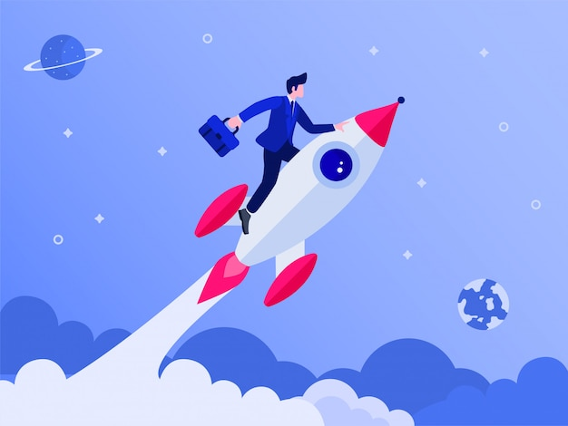 Бизнес-концепция стартапа