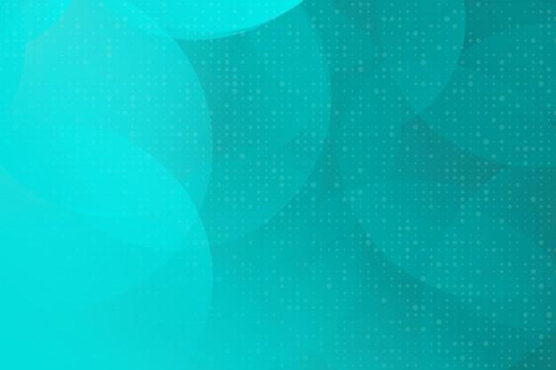 青い色のモダンなデザインの幾何学的要素のベクトルの抽象的な背景